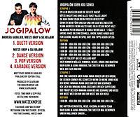 Jogipalöw (Der Jogi Song) (Maxi-CD) - Produktdetailbild 1
