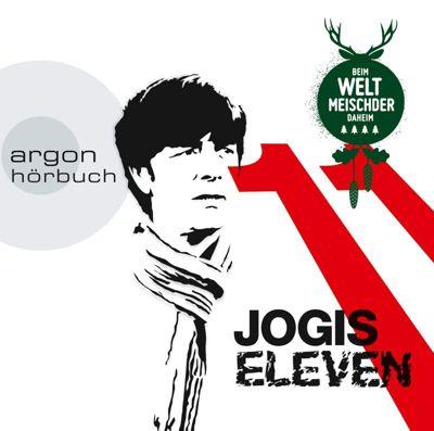 Jogis Eleven, 1 Audio-CD, Jogis Eleven