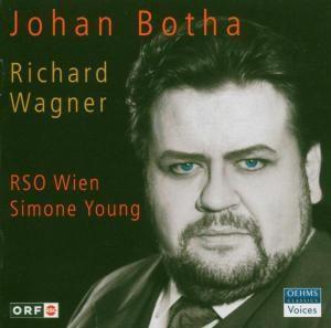 Johan Botha, Johan Botha, Young, Rso Wien