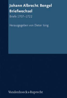 Johann Albrecht Bengel, Briefwechsel, Johann A. Bengel