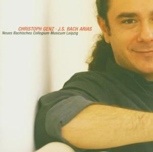 Johann Sebastian Bach - Arias, Christoph Genz, Nbcm