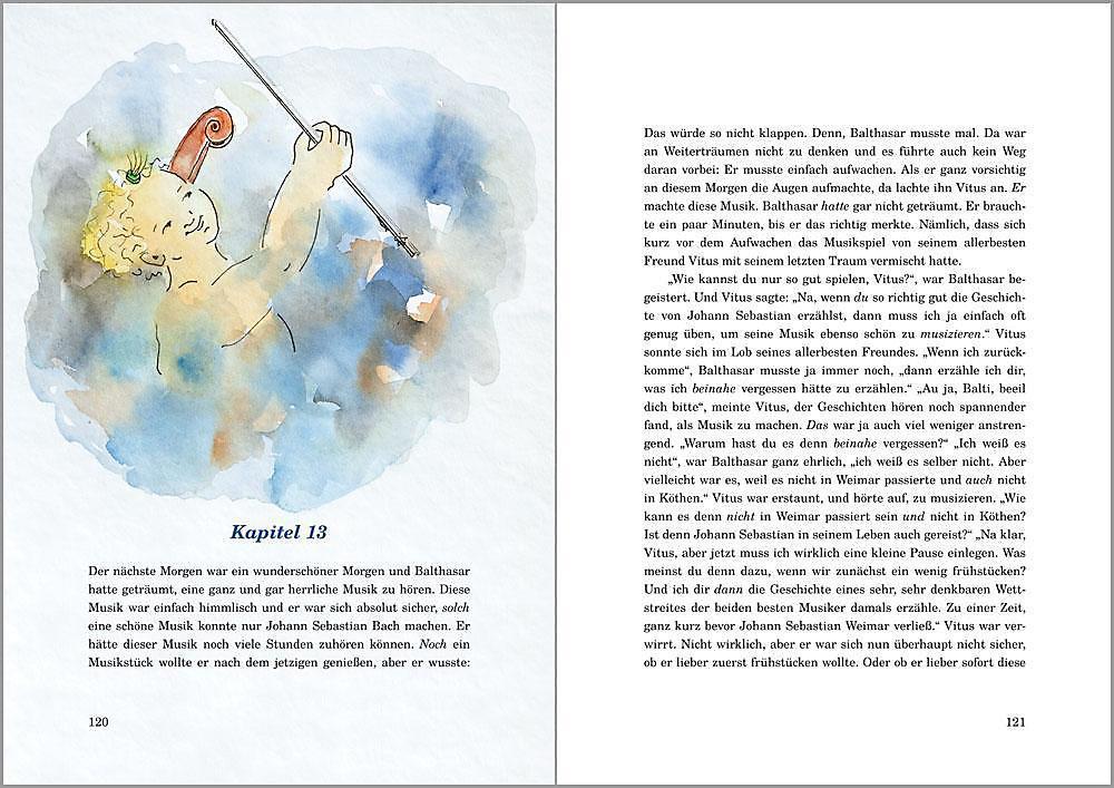 Johann Sebastian Bach Eine Biografie Für Kinder Buch Portofrei