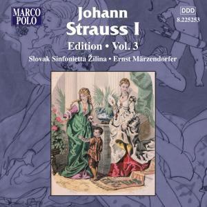 Johann Strauss I Edition Vol.3, Märzendorfer, Slovak Sinfonietta Zilina