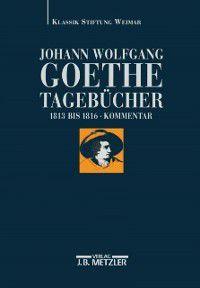 Johann Wolfgang von Goethe: Tagebucher