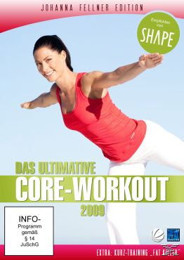 Johanna Fellner Edition - Das ultimative Core-Workout, Johanna Fellner