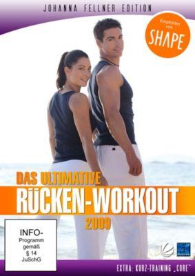 Johanna Fellner Edition - Das ultimative Rücken-Workout, N, A
