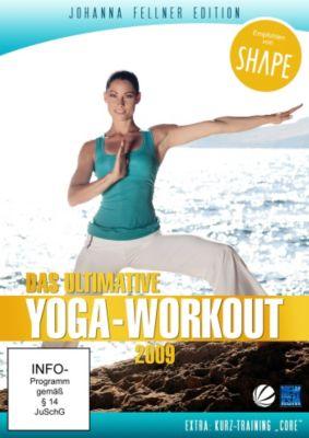 Johanna Fellner Edition - Das ultimative Yoga-Workout, N, A