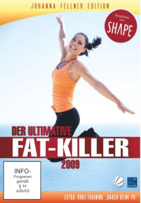 Johanna Fellner Edition - Der ultimative Fat-Killer, Johanna Fellner
