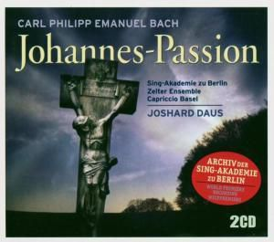 Johannes-Passion, Scholl, Daus, Petersamer, Kupfer