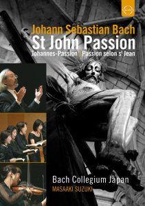 Johannes-Passion, Masaaki Suzuki, Bach Collegium