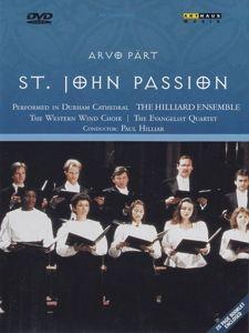 Johannes-Passion, Arvo Pärt