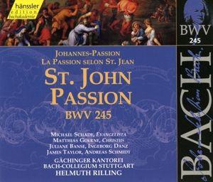 Johannes-Passion, Johann Sebastian Bach