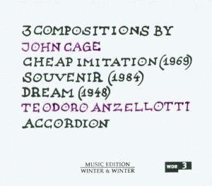 John Cage, Teodoro Anzellotti