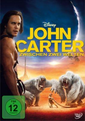 John Carter, Edgar Rice Burroughs