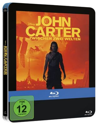 John Carter: Zwischen zwei Welten - Steelbook