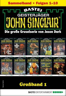 John Sinclair Großband: John Sinclair Großband 1 - Horror-Serie, Jason Dark