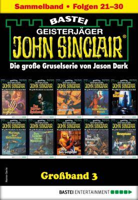 John Sinclair Großband: John Sinclair Großband 3 - Horror-Serie, Jason Dark