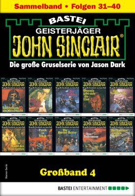 John Sinclair Großband: John Sinclair Großband 4 - Horror-Serie, Jason Dark