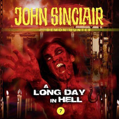 John Sinclair: John Sinclair, Episode 7: A Long Day In Hell, Gabriel Conroy