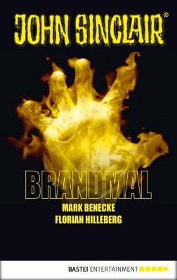 John Sinclair Romane: Brandmal, Mark Benecke, Florian Hilleberg