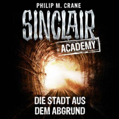 John Sinclair, Sinclair Academy: John Sinclair, Sinclair Academy, Folge 3: Die Stadt aus dem Abgrund, Philip M. Crane