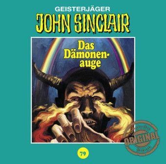 John Sinclair Tonstudio Braun - Folge 79, 1 Audio-CD, Jason Dark