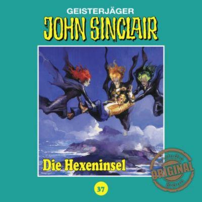 John Sinclair, Tonstudio Braun: John Sinclair, Tonstudio Braun, Folge 37: Die Hexeninsel. Teil 2 von 2, Jason Dark