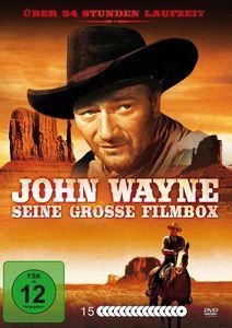 John Wayne - Seine große Filmbox