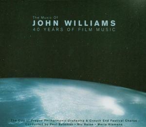 John Williams-40 Years Of Film Music, OST-Original Soundtrack