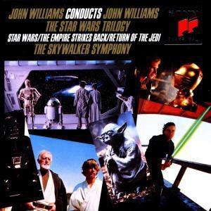 John Williams Conducts John Williams, John Williams