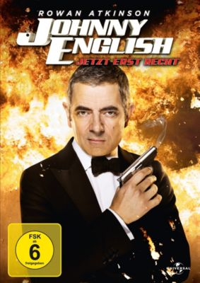 Johnny English 2, Daniel Kaluuya,Dominic West Rowan Atkinson
