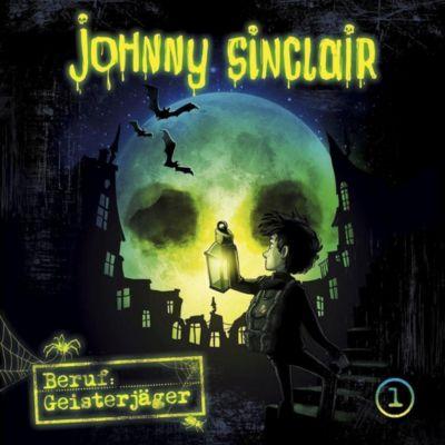 Johnny Sinclair - Beruf: Geisterjäger, 1 Audio-CD, Johnny Sinclair