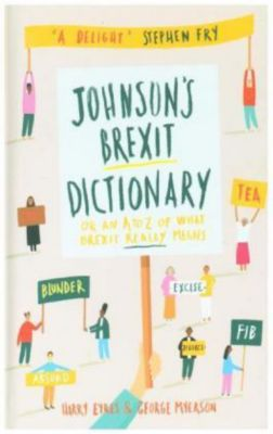 Johnson's Brexit Dictionary, Harry Eyres, George Myerson