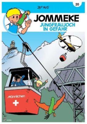 Jommeke - Jungfraujoch in Gefahr - Jef Nys |