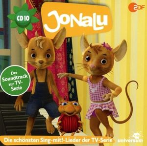 Jonalu-Staffel 2-Cd Sing Mit Den Jonalus (Soun, JoNaLu