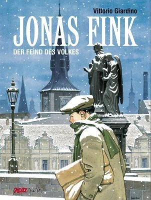 Jonas Fink Gesamtausgabe - Der Feind des Volkes - Vittorio Giardino |