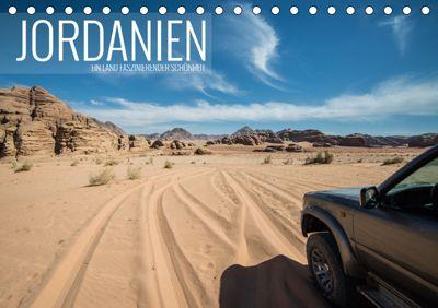 Jordanien - ein Land faszinierender Schönheit (Tischkalender 2019 DIN A5 quer), Christian Bremser