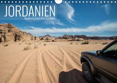 Jordanien - ein Land faszinierender Schönheit (Wandkalender 2019 DIN A4 quer), Christian Bremser