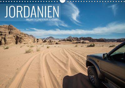 Jordanien - ein Land faszinierender Schönheit (Wandkalender 2019 DIN A3 quer), Christian Bremser