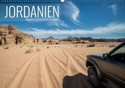 Jordanien - ein Land faszinierender Schönheit (Wandkalender 2019 DIN A2 quer), Christian Bremser