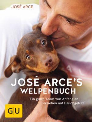 José Arces Welpenbuch, José Arce