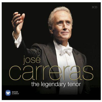 Jose Carreras-The Legendary Tenor, Jose Carreras