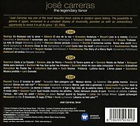 Jose Carreras-The Legendary Tenor - Produktdetailbild 1