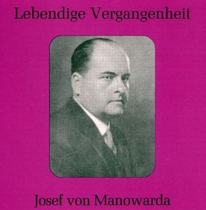 Josef Von Manowarda, Josef von Manowarda