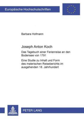 Joseph Anton Koch, Barbara Hofmann
