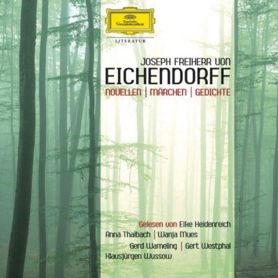 Joseph Freiherr von Eichendorff: Joseph Freiherr von Eichendorff - Gedichte