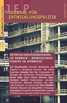 Journal für Entwicklungspolitik 2/2011