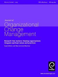 Journal of Change Management: Journal of Change Management, Volume 17, Issue 1