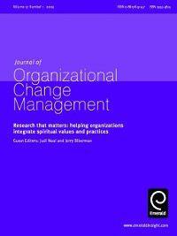 Journal of Change Management: Journal of Change Management, Volume 17, Issue 1