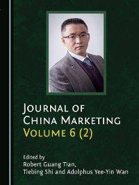 Journal of China Marketing: Journal of China Marketing, Volume 6 (2)